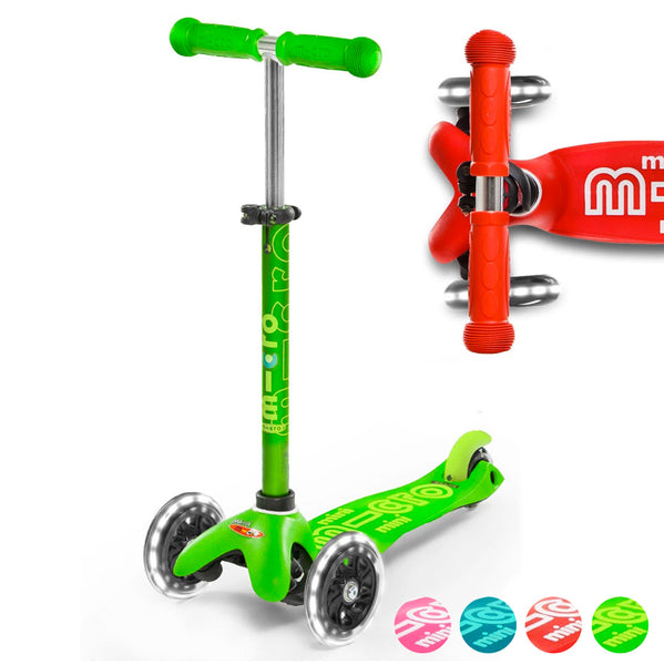 Micro-Mini-Deluxe-LED-Scooter-Colour-Options