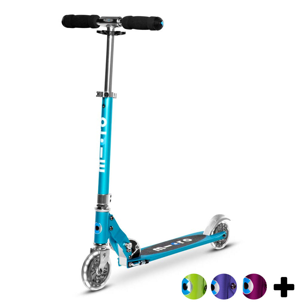 Micro-Sprite-LED-Scooter-Colour-Range-at-Bayside-Blades