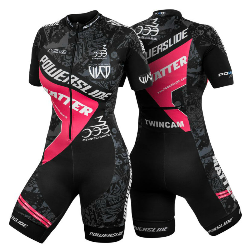 POWERSLIDE-Ladies-Skinsuit-Front-And-Back