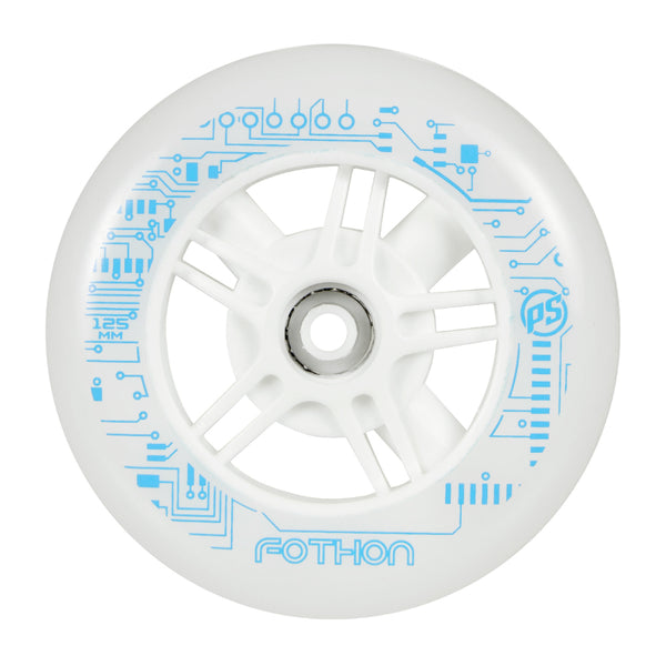 Powerslide Light Up Fothon Wheel 125mm