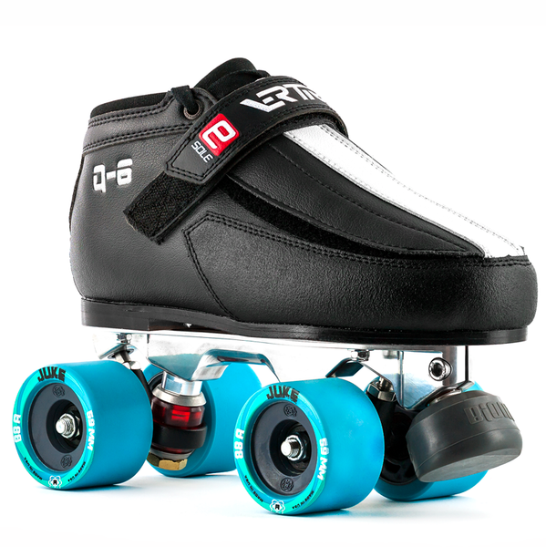 LUIGINO Q6 Falcon Plus Roller Skate Derby package