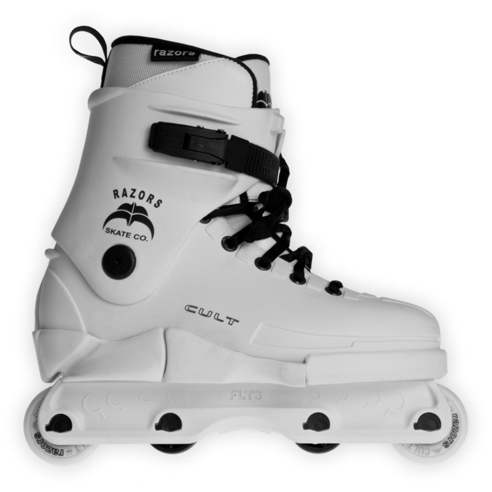RAZORS Cult White Skate