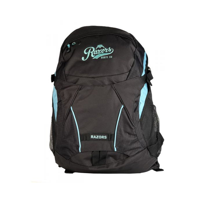 Razors-Humble-Backpack-Mint-Front-Bayside-Blades