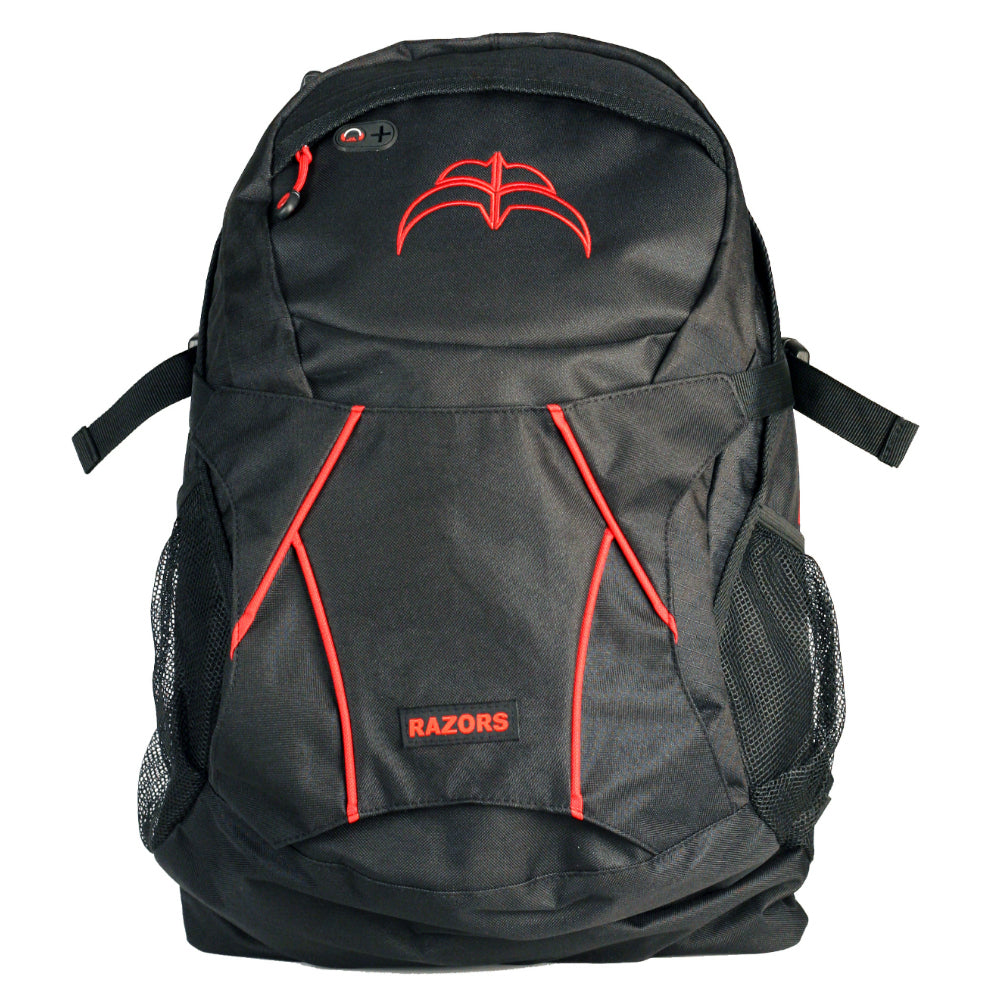 Razors-Humble-Backpack-Red-Front-View