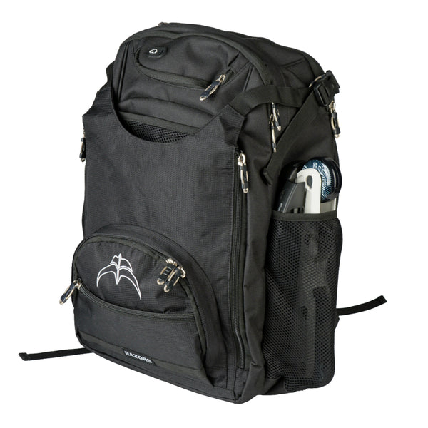 Razors-Metro-Backpack-with-frames-in-pocket-View