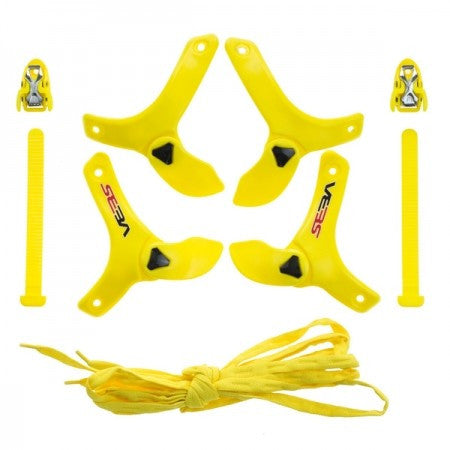 SEBA Custom Kit TRIX yellow