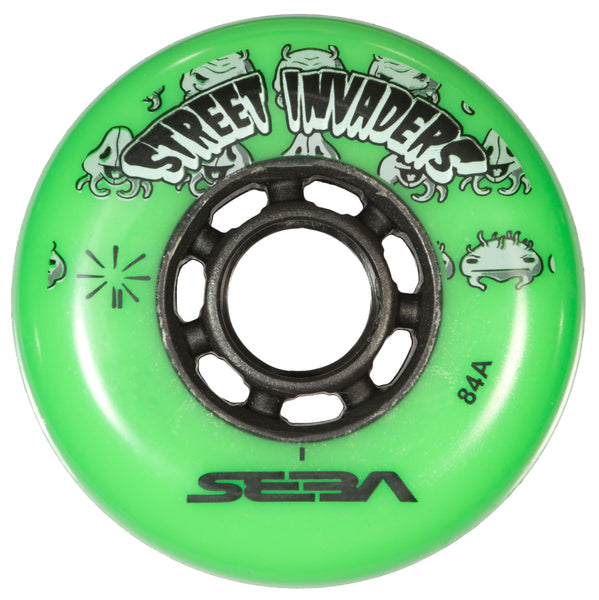 SEBA Street Invader Wheel 72mm Green