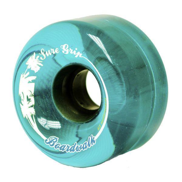 SURE GRIP Boardwalk wheel, Turquoise