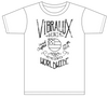 VIBRALUX USA T-Shirt White