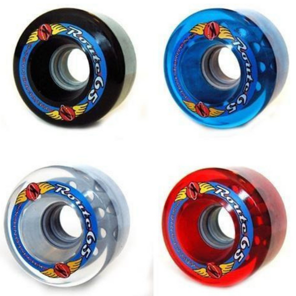 KRYPTONIC Route 65's Quad Wheel 8Pack