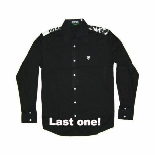 VICIOUS Button up Longsleeve Shirt