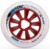 BONT Red Magic 110mm Inline Skate Race wheel - Firm