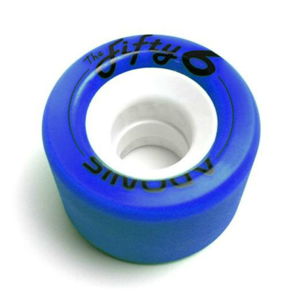 ADONIS-Quad-Wheel-56mm, Blue, 95a