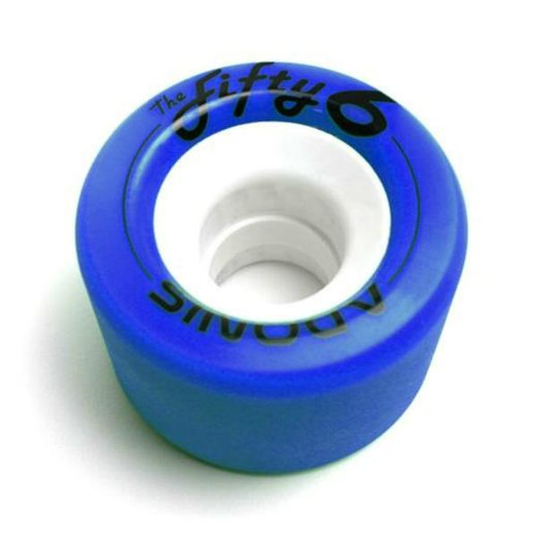 ADONIS Quad Wheel 56mm 95a Blue