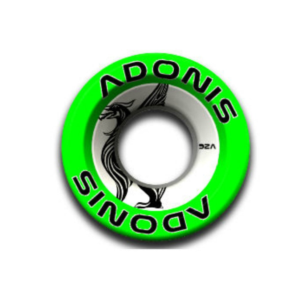 ADONIS Quad Wheel 50mm, Green, 92a