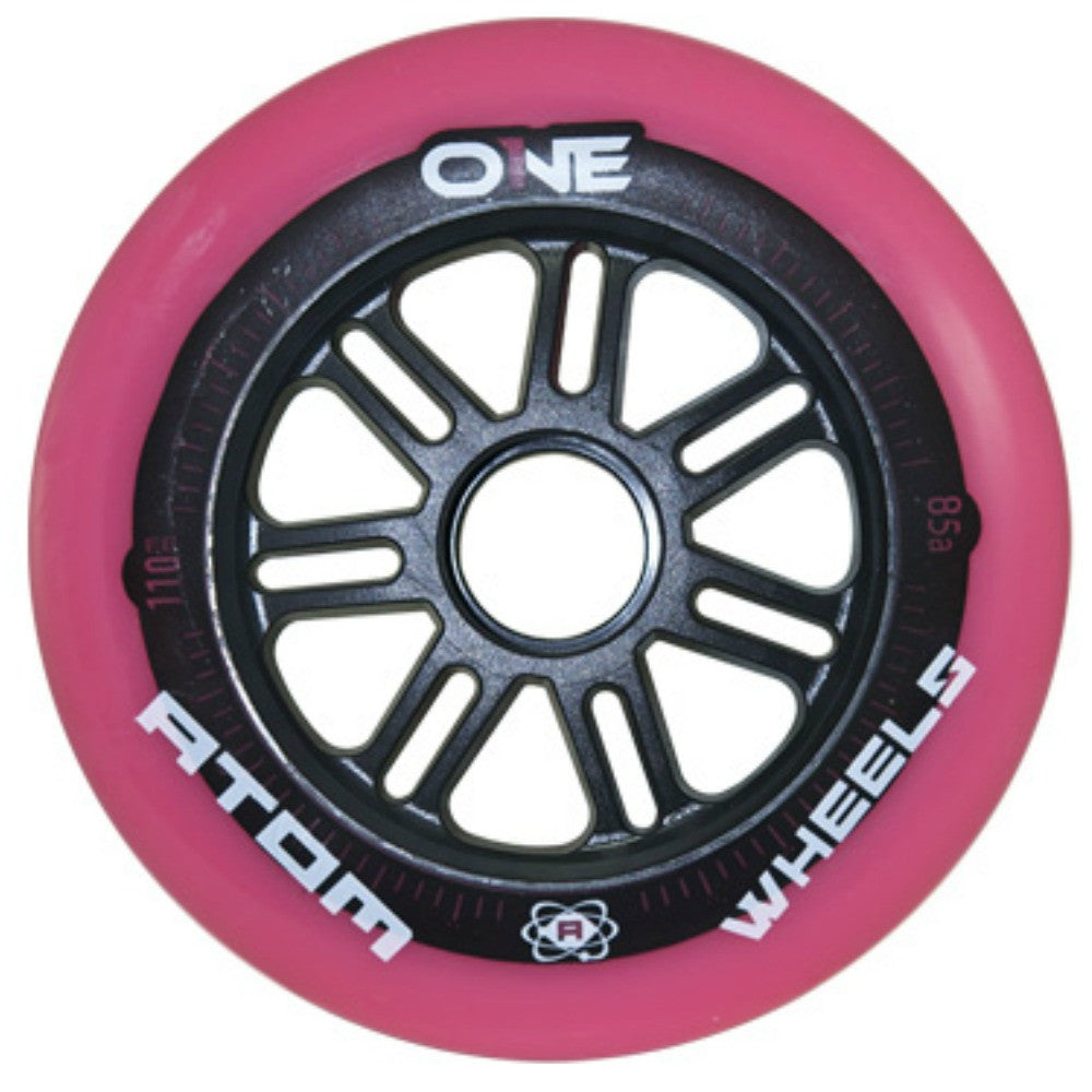 ATOM ONE Wheel 110mm, Pink