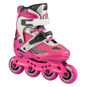 SEBA SJ Adjustable Kids Inline Skate Pink