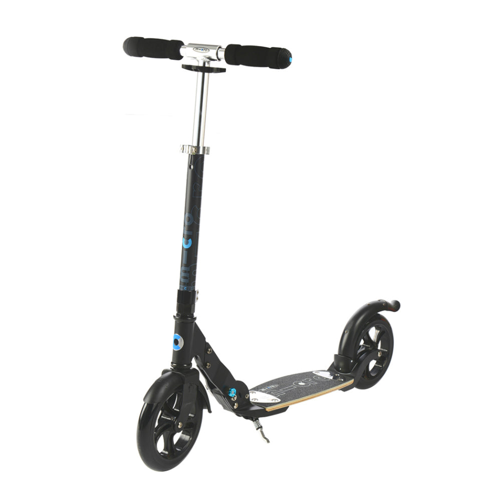 Micro-Flex +-Scooter-Black