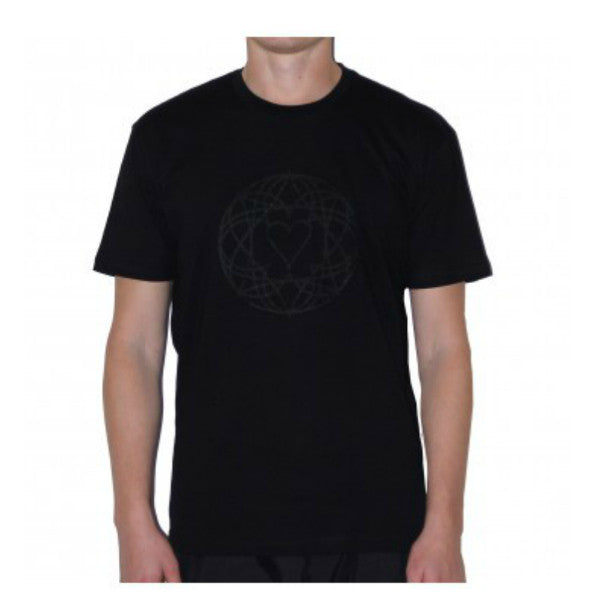 BHC-Stain-Glass-Tee, Black