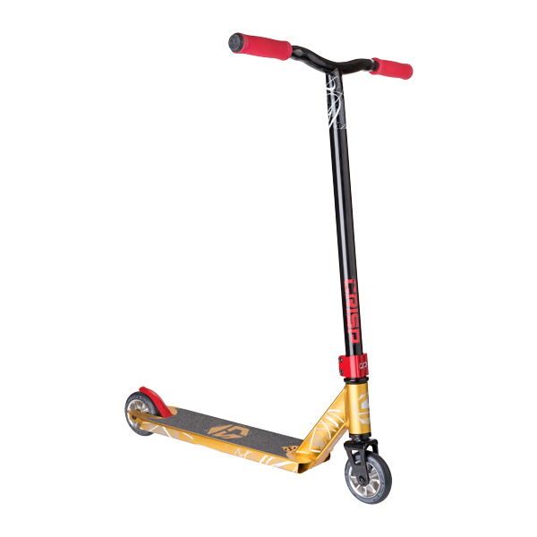 CRISP-Blaster-Scooter-MY17-Gold-Red