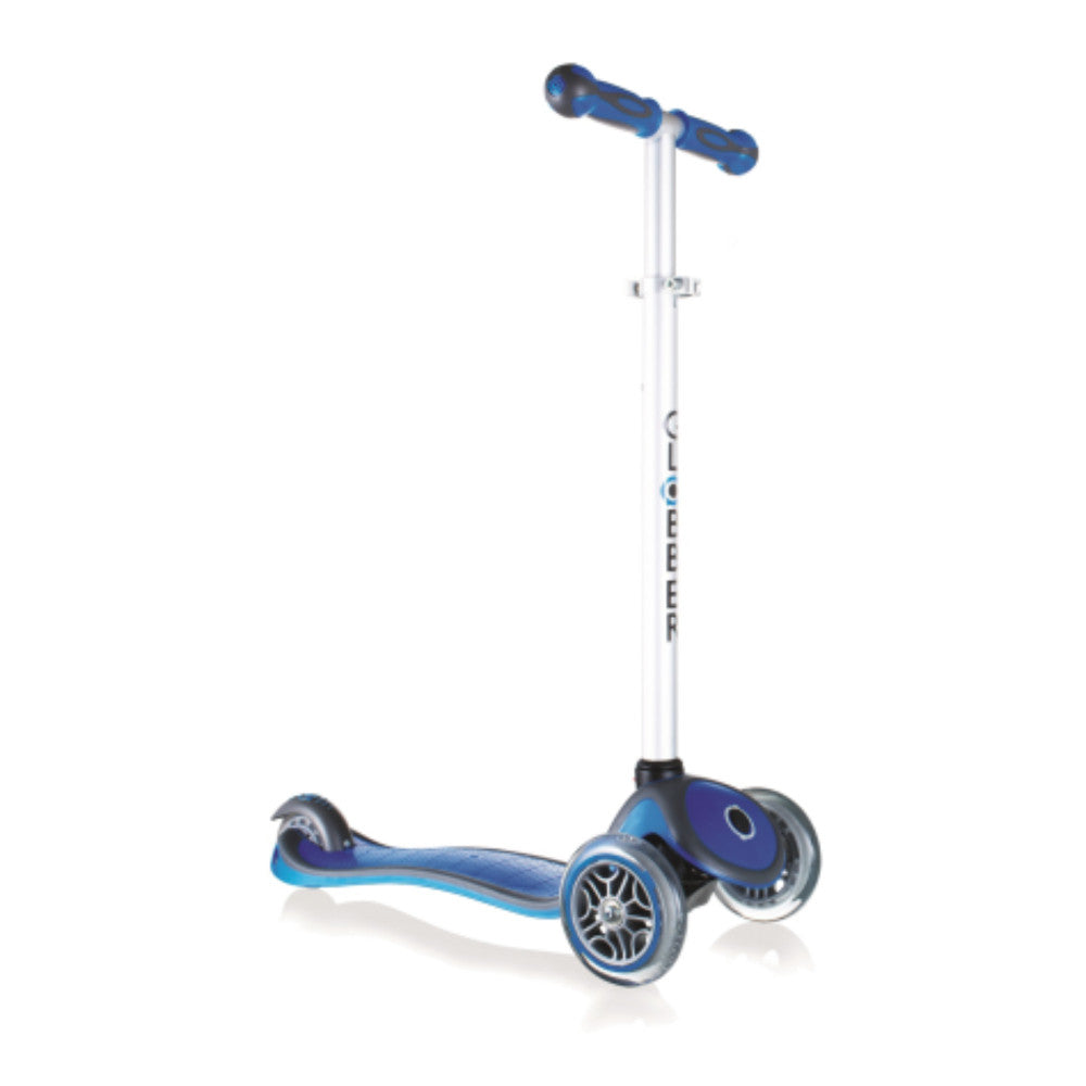 GLOBBER-3-Wheel-Primo-Plus-Scooter-Blue