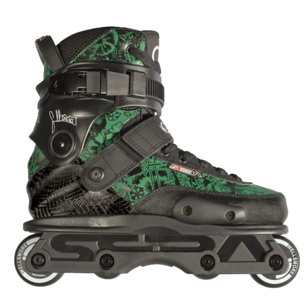 aggressive inline skates hit the park this weekend in. Black Bedroom Furniture Sets. Home Design Ideas