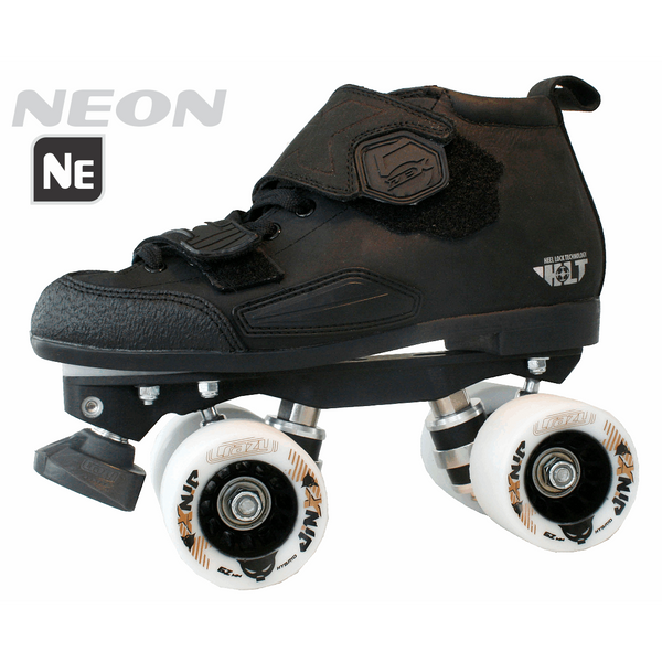 CRAZY DBX 5 Apollo Roller skate Derby Package