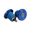 BAMF Alloy Bar Ends, Blue