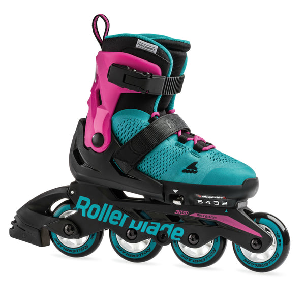Rollerblade Microblade Girls Emerald Green