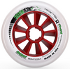 BONT Red Magic 110mm Inline Skate Race wheel - Extra Extra Firm