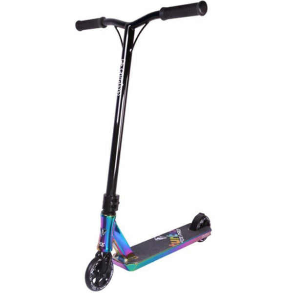 Fox Turbo scooter neochrome