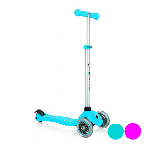 GLOBBER-3-Wheel-Primo-Starlight-Scooter-Colour-Pallete