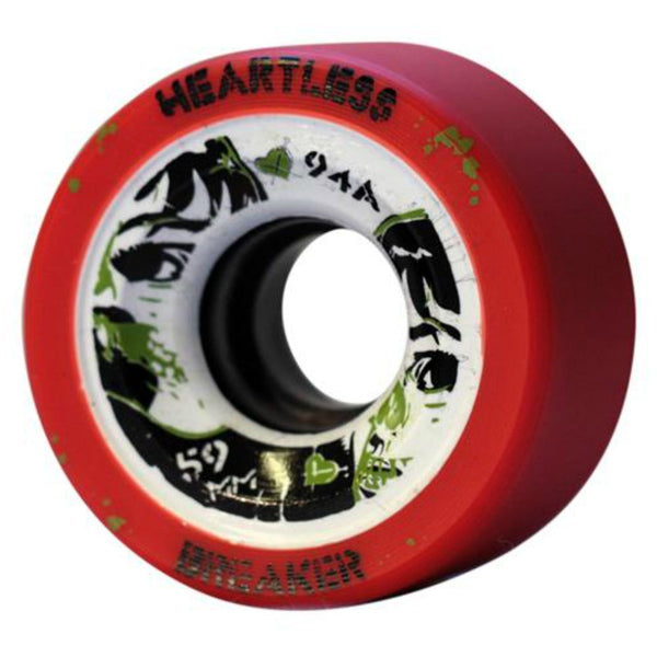Heartless Breaker wheels 59mm