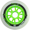 ATOM Matrix 80mm Inline Roller Speed Skate Wheel - Green