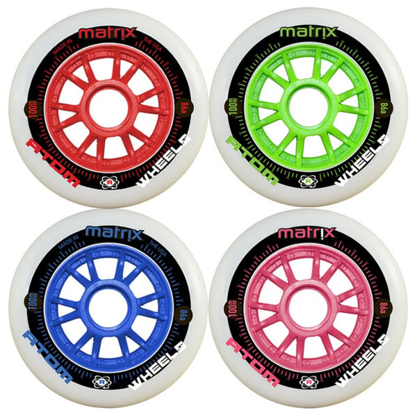ATOM Matrix 110mm Wheel - All 4 colours