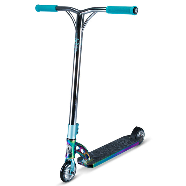 Madd Gear VX7 Team Limited Edition Scooter Teal/Neochrome