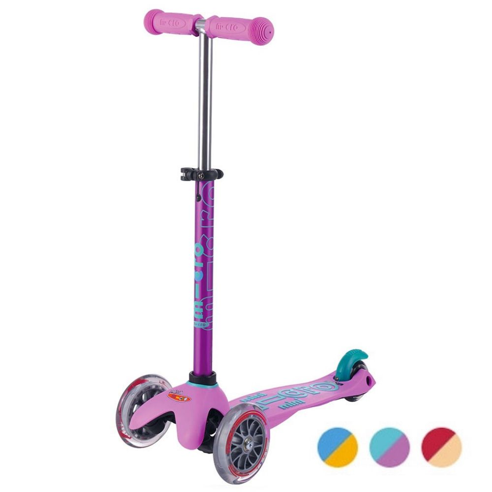 Micro-Mini-Deluxe-Scooter-Limited-Edition-All-colours-front-image