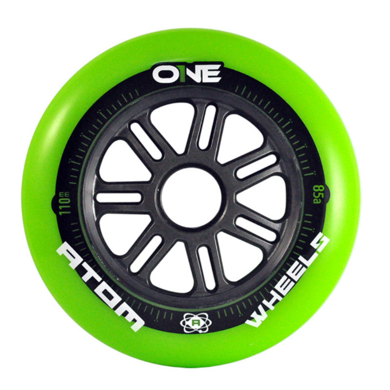 ATOM ONE Wheel 110mm, Green