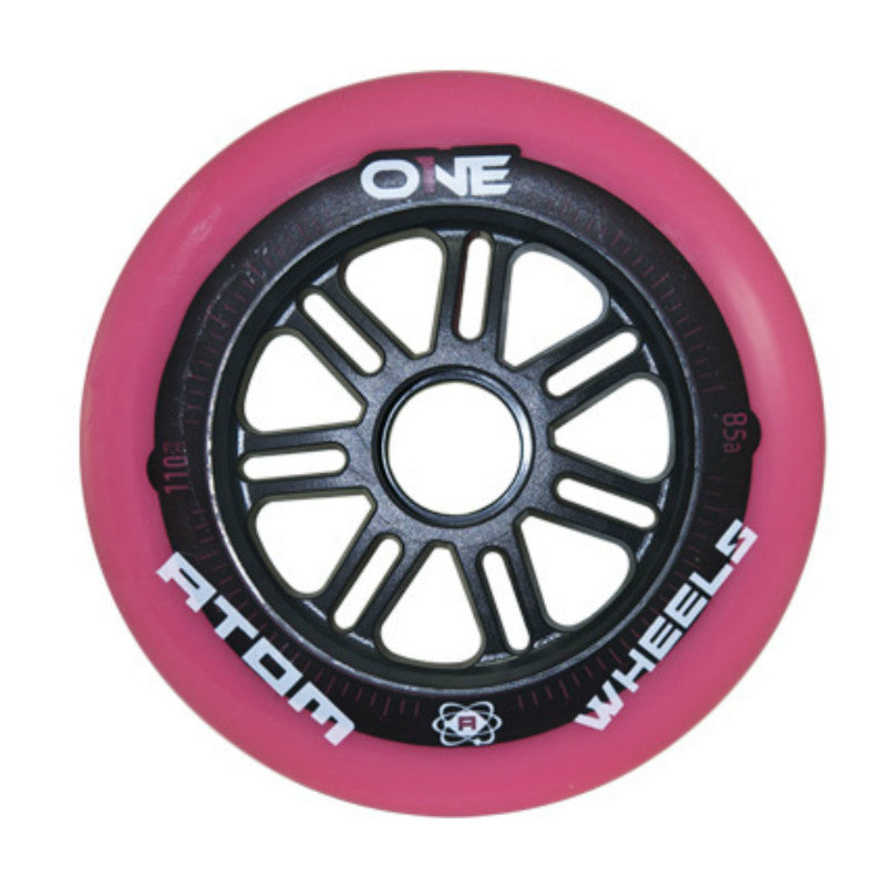 ATOM ONE Wheel 100mm, Pink