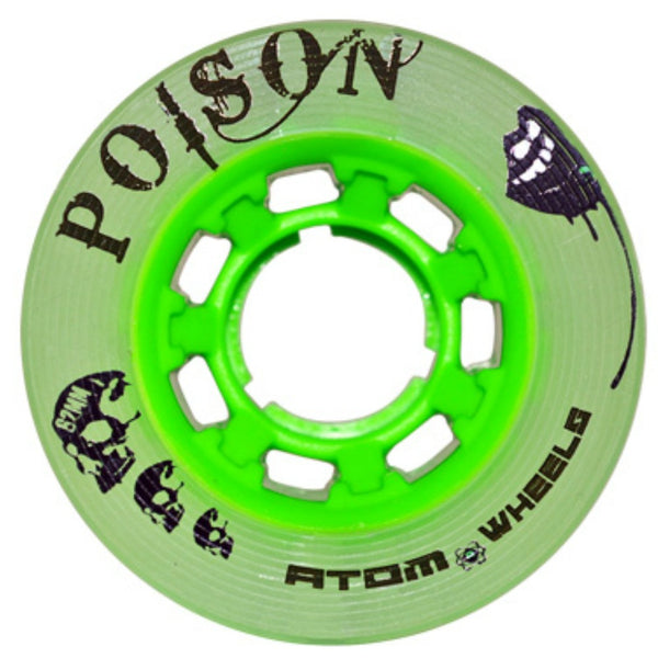ATOM Poison 62mm, Green, slim