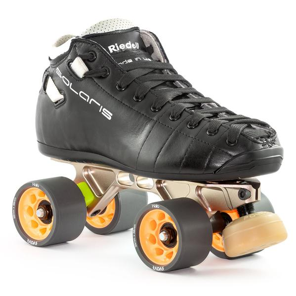 Riedell-Solaris-Arius-Roller-Skate-Package