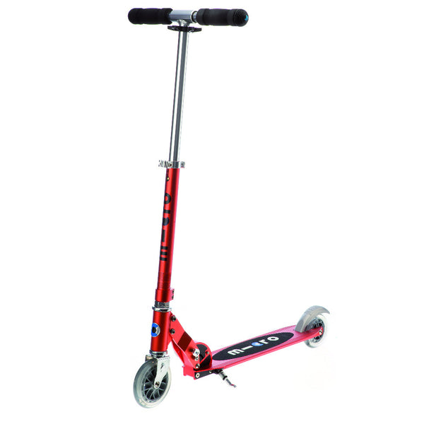 Micro Sprite Scooter in Red