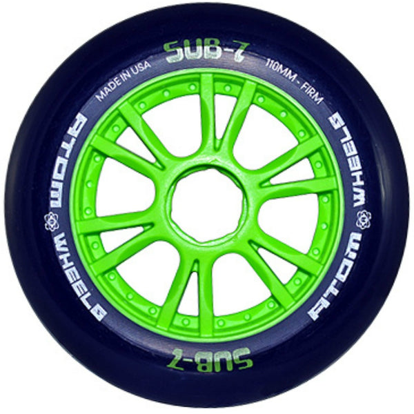 ATOM SUB7 IQ 110mm, Blue, Firm