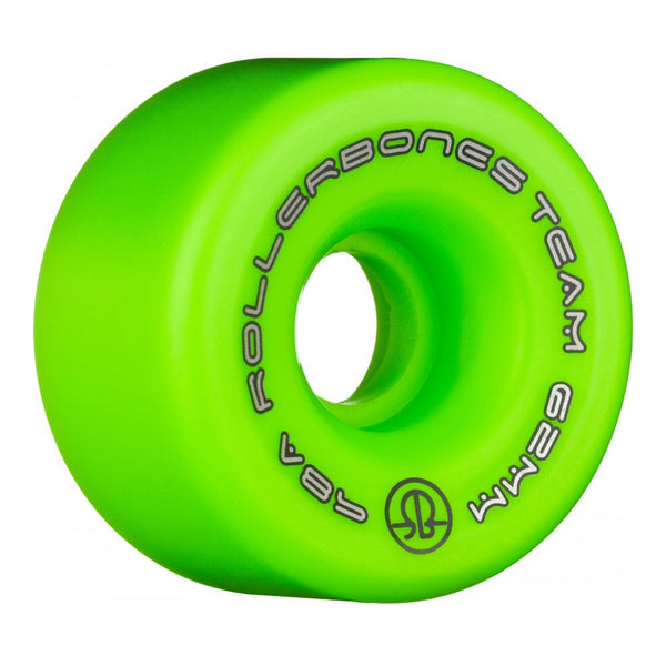 ROLLERBONES Logo Team 62mm 8pack