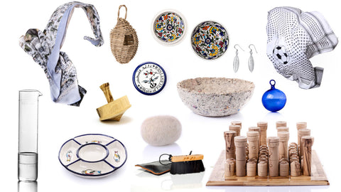 Meet our artisans - Disarming Design from Palestine