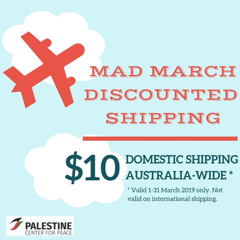 Mad March Discounts!