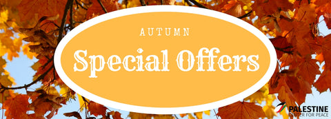 Autumn Special Offers - Dead Sea
