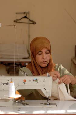 Surif Women's Cooperative West Bank Palestine