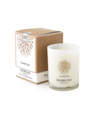 Soy Wax Candle 250g - Coconut Crush
