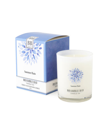 Soy Wax Candle 250g - Summer Rain